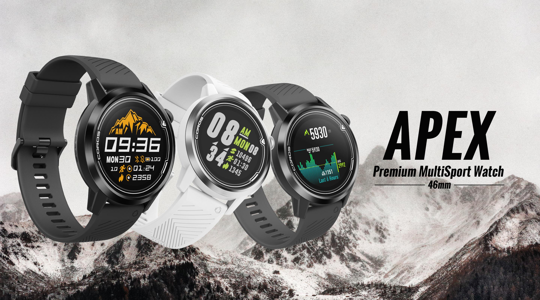 Montre GPS Corox Apex - Test & Avis - Mon GPS Avis.fr